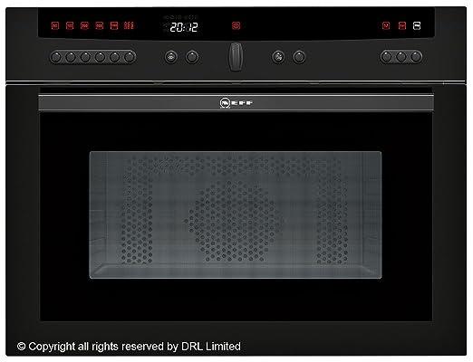 Neff C57W40S3GB - Microondas (Integrado, 36 L, 1000 W ...