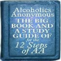 The Big Book and a Study Guide of the 12 Steps of AA Audiobook by Bill Wilson, William Silkworth, Dr. Bob Smith Narrated by Glenn Langohr