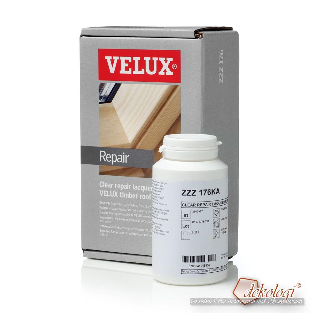 Beliebt Original VELUX Reparatur-Lack farblos für VELUX Holzfenster ZZZ GT13