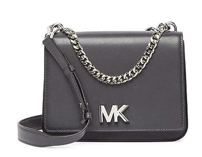 c79d0b11a Michael Kors Mott Large Chain Swag Leather Shoulder Bag: Handbags ...