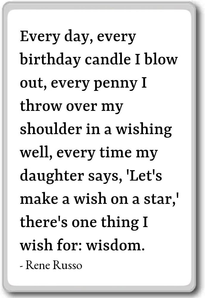 com every day every birthday candle i blow out eve