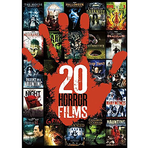 20-Film Horror: The Prophecy II/ Dracula III: Legacy/ The House That Would Not Die/ Seedpeople/ The Greenskeeper/ Grim/ Evil Bong 3 & -