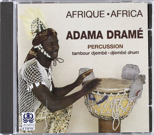 Ivory Coast Masters of Djembe- by Traditional/Ivory Coast (2008-01-01)