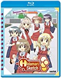 Hidamari Sketch: Honeycomb (Season 4) contains episodes 1-12. Studying at the Yamabuki Arts High School has been a dream-come-true for Yuno, and she's learned so much already! Not just from her instructors, but from the friends and neighbors who've b...