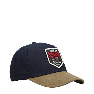 99df1867bb6cf Superdry Gorra Hombre Merchant Felt Trucker Cap U  Amazon.es  Ropa y  accesorios