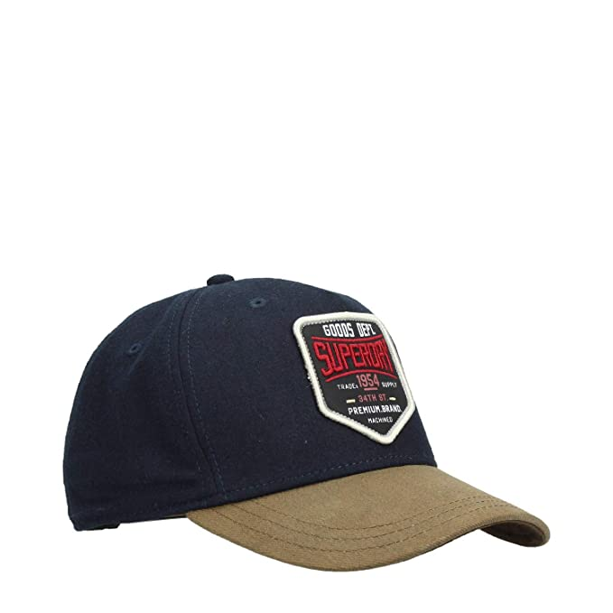 Superdry Gorra Hombre Merchant Felt Trucker Cap U: Amazon.es: Ropa ...