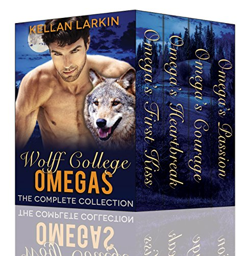 Wolff College Omegas: (M/M Wolf Shifter Mpreg Box Set/Bundle)