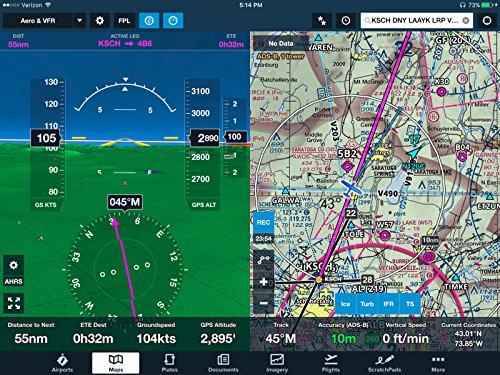 6148xtnmI L - Stratux ADS-B Dual Band Receiver Aviation Weather and Traffic - AHRS, Battery Pack, Suction Mount, Internal WAAS GPS, Antennas, SDR, Case with Fan for ForeFlight, iFly, FlyQ, WingX