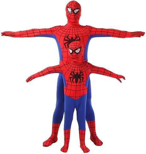 Desconocido Disfraz de Súper Spiderman para Niños y Hombres, para ...
