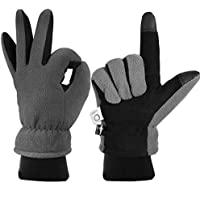 Deals on Ccbetter Winter Glove Warm Work Gloves