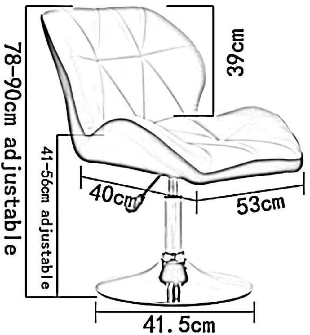 Skrivbord dator stol hemsäte soffa stol lyftstol kontorsstol fritid soffa pall hållbar fåtölj (färg: 11) 10