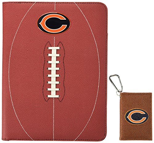 Nfl Portfolio (NFL Chicago Bears Classic Football Portfolio & ID Holder Gift Pack, One Size, Brown)