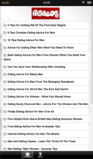 Amazon com: Dating & Relationship Part 3 - FREE: Appstore