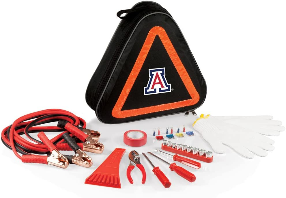 PICNIC TIME NCAA Arizona Wildcats Roadside Emergency Kit