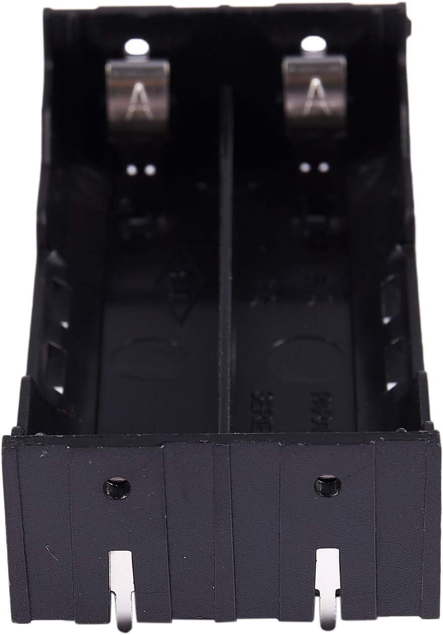 Yaootely 10x Battery Holder Box Case Black for 4X 13.7V 18650 Battery