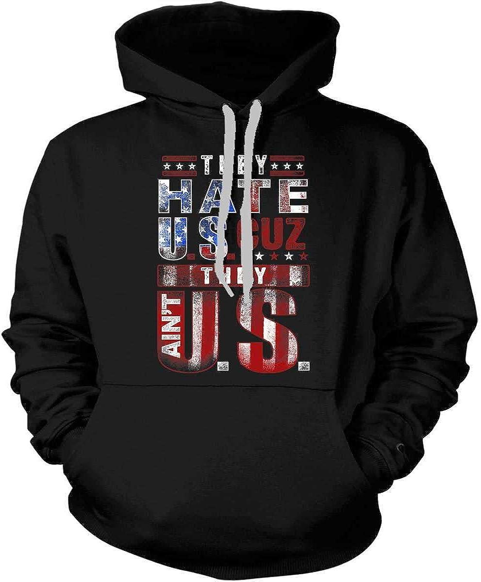 They Hate US Sweatshirt Sons Of Liberty Hoodie