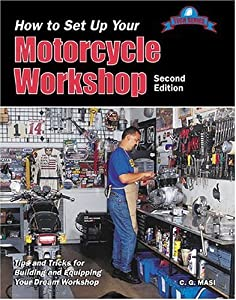 How to Set up Your Motorcycle Workshop (Tech Series)