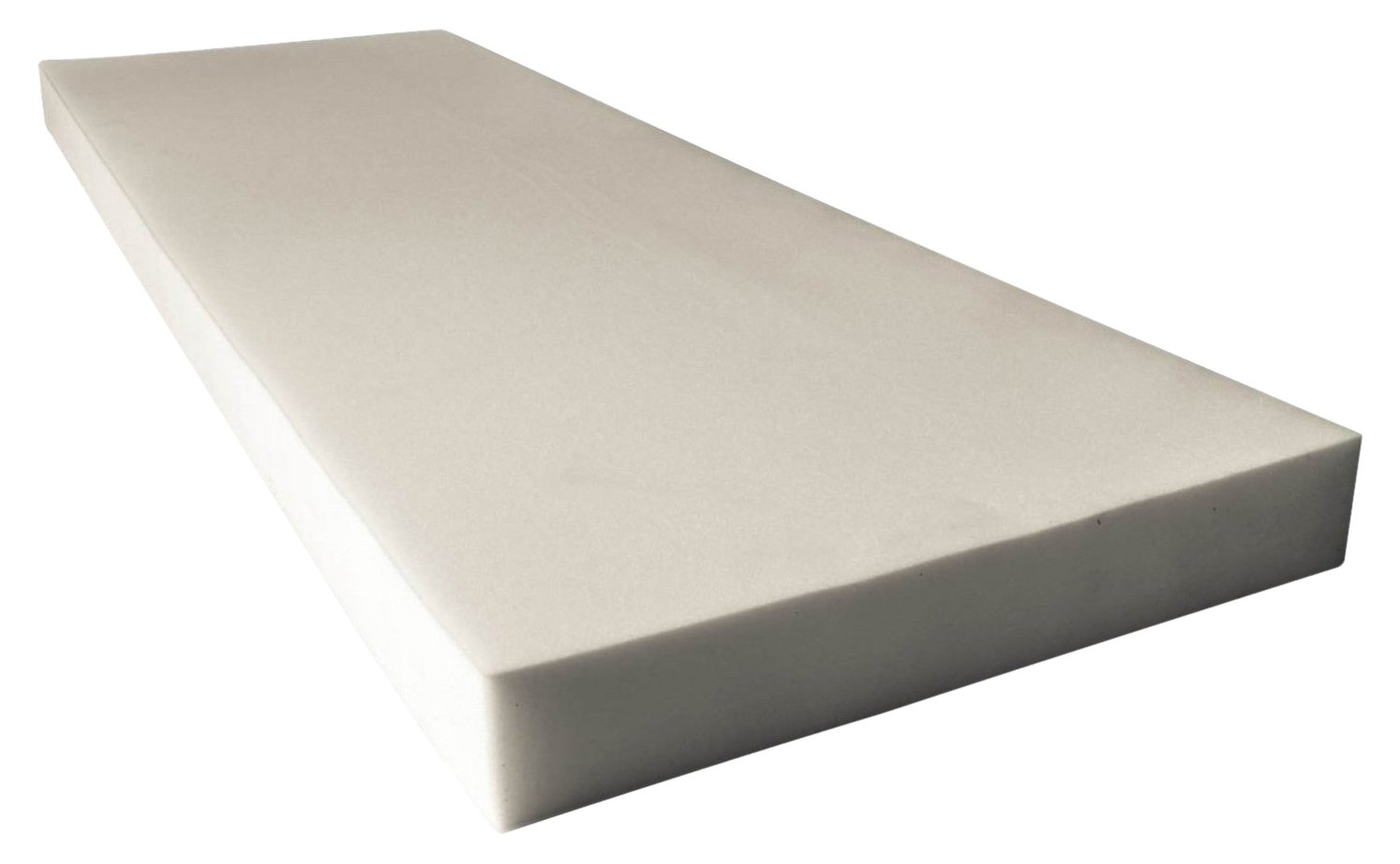 AK TRADING Upholstery Foam High Density Cushion (Seat Replacement, Foam Sheet, Foam Padding), 1
