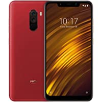 Xiaomi POCOPHONE F1 Dual SIM - 128GB, 6GB RAM, 4G LTE, Red - International Version