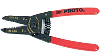 """product image for Stanley Proto J296 Proto 6-1/16"""" Wire Stripper Pliers"""
