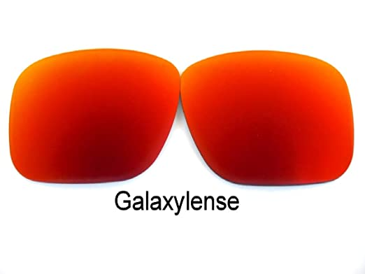 bb5477842d Galaxy Replacement Lenses For Oakley Deviation Polarized Red Color. Red  Size  Regular