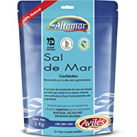 Altamar Sal de Mar 84 Minerales, 1000 g