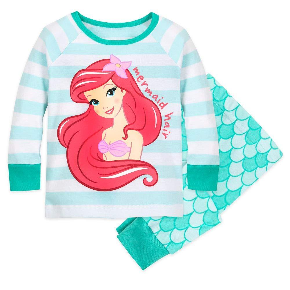 Disney Ariel PJ PALS for Baby Size 9-12 Months The Little Mermaid