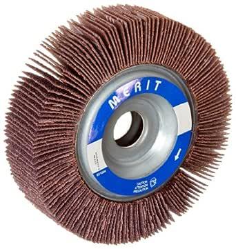 "x 1//2/"" wide x 1//4/"" shank 3/"" dia Standard Abrasives Flap Wheels 120 grit"