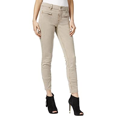 GUESS Womens Denim Gray Wash Skinny Jeans Brown 34 at Amazon Women s ... 69a167c124704