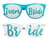 Team Bride Party Glasses - Novelty Sunglasses for