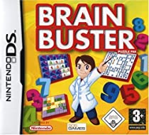 Brain Blaster Puzzle Pak (Nintendo-DS) Sudoku, Kakuro, Light Up, Nurikabe, Slitherlink