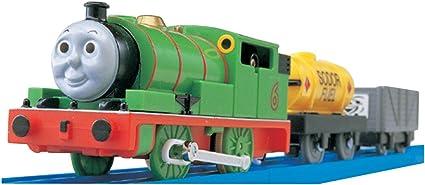 Amazon Com Thomas Friends Ts 06 Plarail Percy Model Train Toys Games