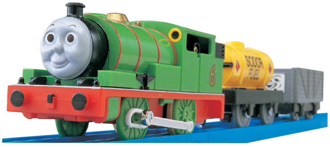 Amazon THOMAS FRIENDS TS 06 Plarail Percy Model Train Toys Games
