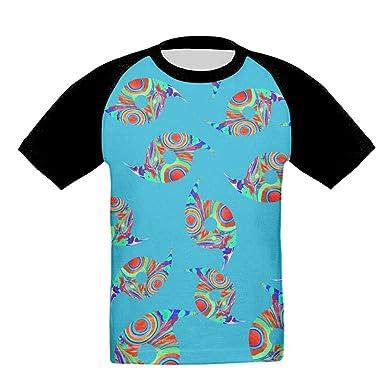 Amazon Shirts N3hg Hurricane Symbolg Boys Printing Kids