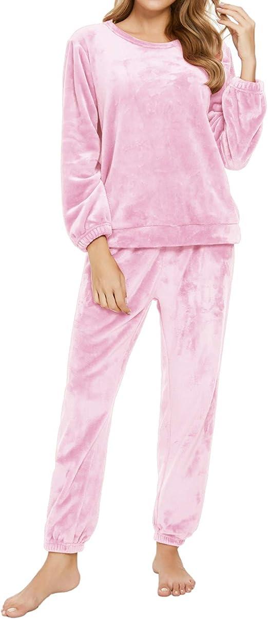 Nachtwäsche 5 teilige Damen Schlafanzug