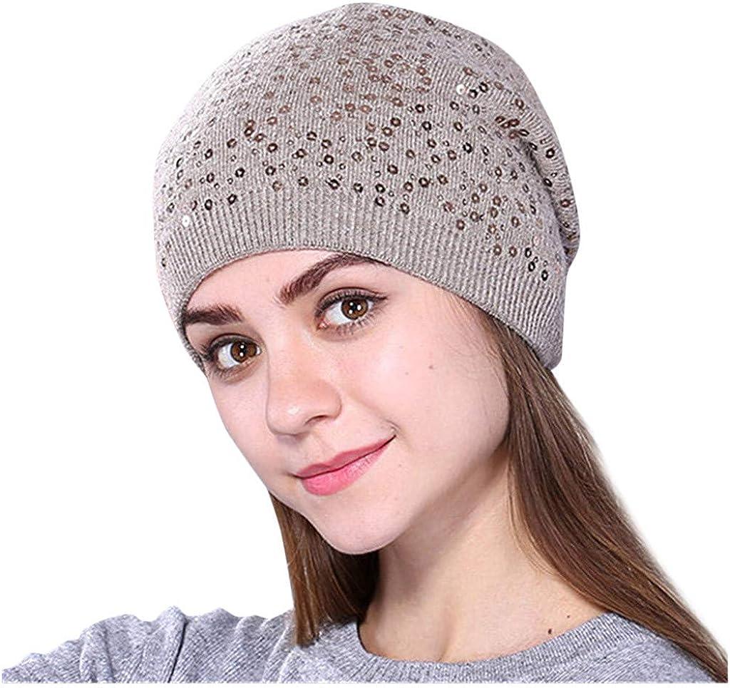 Phi Mu Knit Beanie Pom Winter Hat