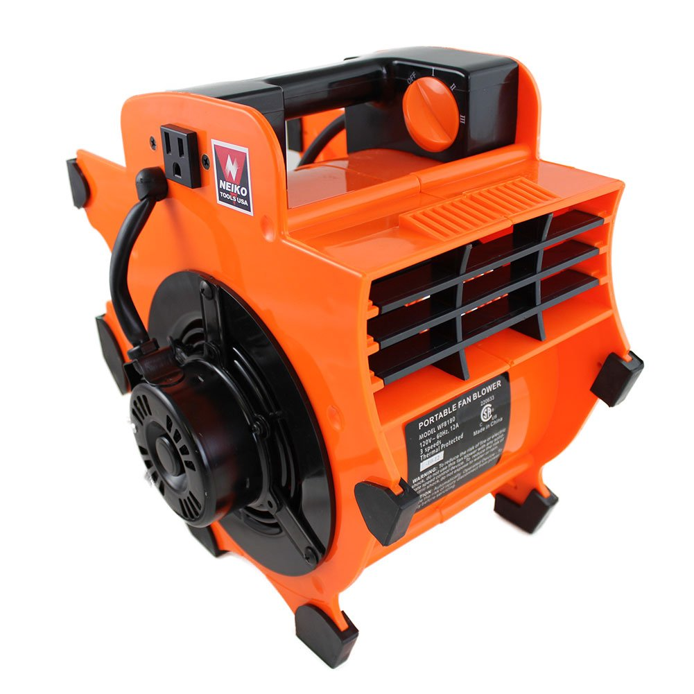 Incroyable Amazon.com : Neiko 20646A Portable Industrial Fan Blower | 3 Speed Heavy  Duty CSA/CUS Approval : Everything Else