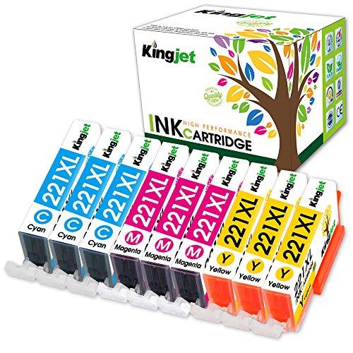 Kingjet Cartridges Replacements Compatible 3Magenta product image