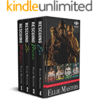 Guardian Hostage Rescue Specialists Boxed Set, Books 1-4: A brotherhood of men who will do whatever it takes to rescue…