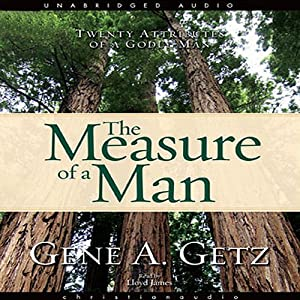 Measure of a Man Audiobook