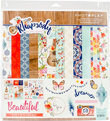 Photoplay Paper Photo Play Rhapsody Collection Pack ()