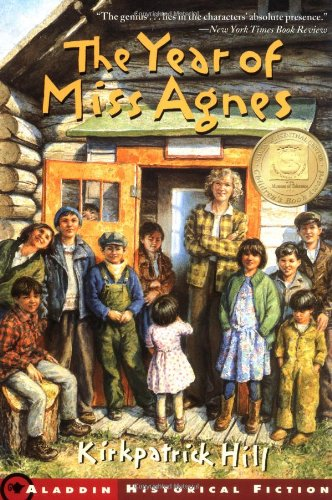 The Year of Miss Agnes (Aladdin Historical Fiction), used for sale  Delivered anywhere in USA