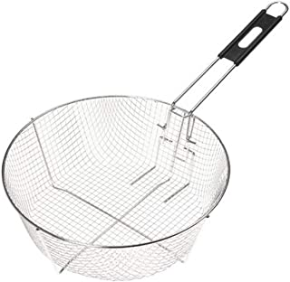 product image for Lodge Deep Fry Basket, 11.5-inch, Silver