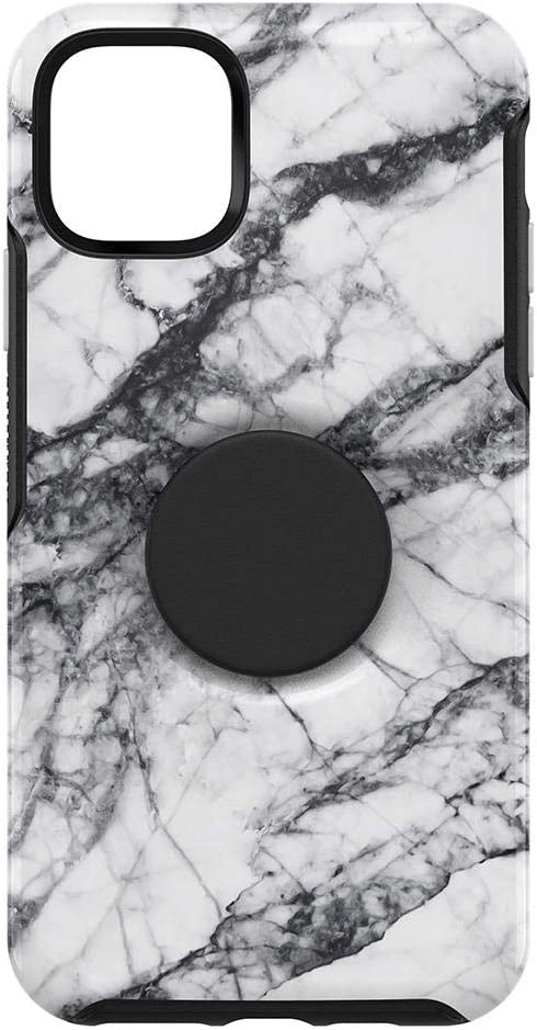 OtterBox + Pop Symmetry Series Case for Apple iPhone 11 Pro Max - White Marble