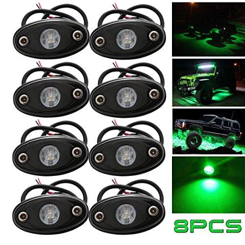 Green Led Signal Lights - 6
