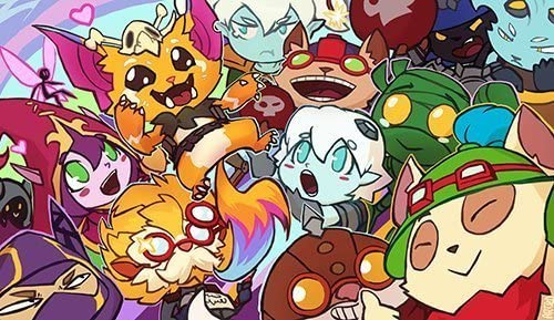 Amazon Com Luckydesigns League Of Legends Yordle Custom Playmat Toys Games Mood piece for an ionian yordle, going for a more serious take. luckydesigns league of legends yordle custom playmat