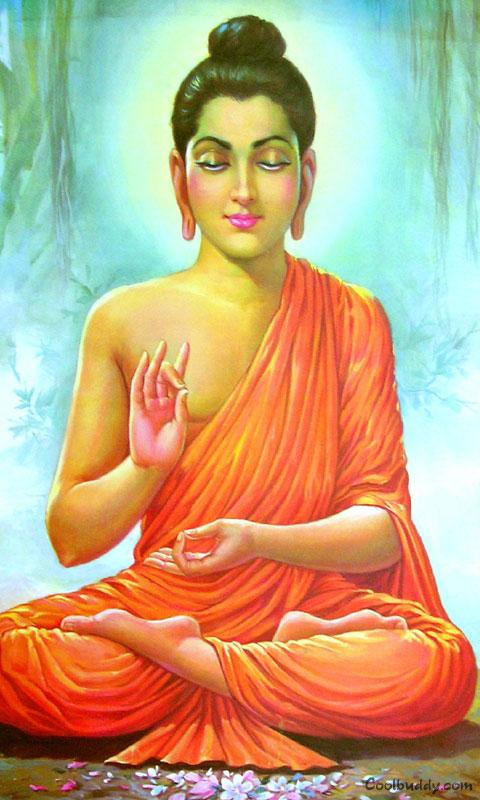 Amazon Com Lord Buddha Wallpapers