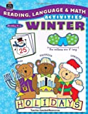 Reading, Language and Math Activities, Mary Rosenberg, 1420638890