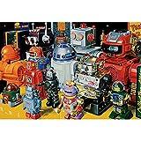 Robots 1000 Piece Puzzle