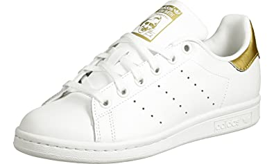 adidas Stan Smith, Baskets Basses Mixte Enfant
